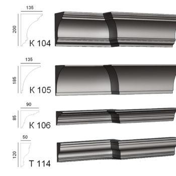 К-104,105,106,Т-114