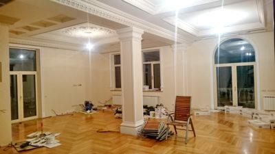 Ремонт в доме, отделочные работы в Крыму