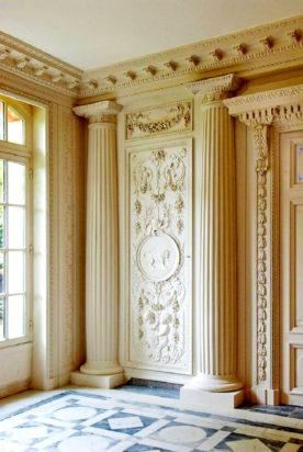 Гипсовый декор в интерьере, мастера в Крыму